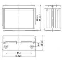 AQQU 12HFL600 (12V/135Ah)