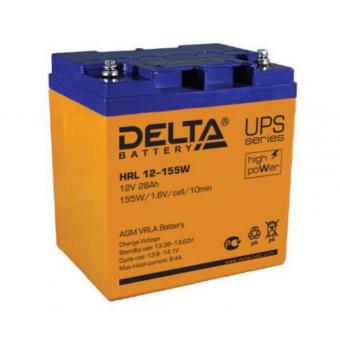 АКБ Delta HRL 12-155W (12V / 28Ah)
