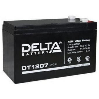 АКБ Delta DT 1207 (12V / 7Ah)