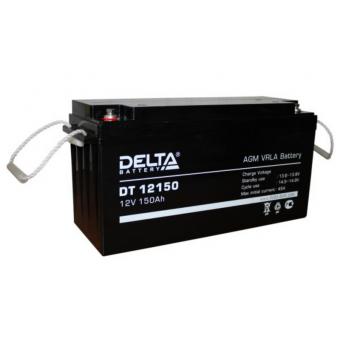 АКБ Delta DT 12150 (12V / 150Ah)
