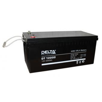 АКБ Delta DT 12200 (12V / 200Ah)