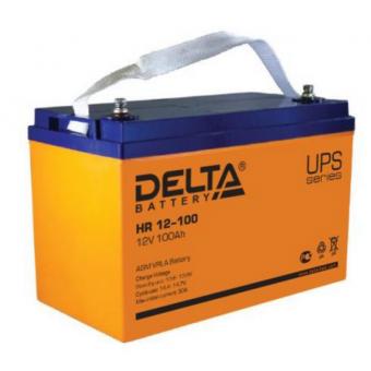 АКБ Delta HR 12-100 (12V / 100Ah)