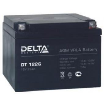 АКБ Delta DT 1226 (12V / 26Ah)