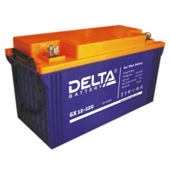 АКБ Delta GX 12-120 (12V / 120Ah)
