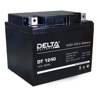 АКБ Delta DT 1240 (12V / 40Ah)