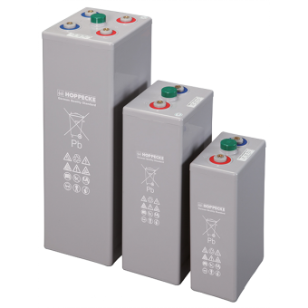 АКБ Hoppecke grid.power VR L 2-1200 (10 OpzV 1000) (2V / 1000Ah)