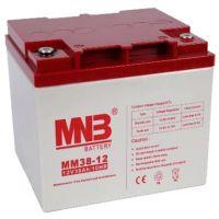 MM38-12 (12V/38Ah)