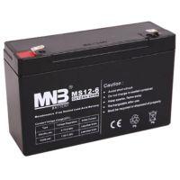 MS12-6 (6V/12Ah)