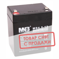 MS4.5-12 (12V/4.5Ah)