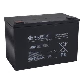 АКБ BB Battery UPS 12400XW (12V / 100Ah)