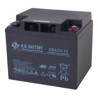 АКБ BB Battery HRL 50-12 (12V / 50Ah)