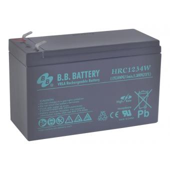 АКБ BB Battery HRС 1234W (12V / 9Ah)