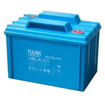 АКБ FIAMM 2 SLA 300 АКБ AGM (2V / 300Ah)