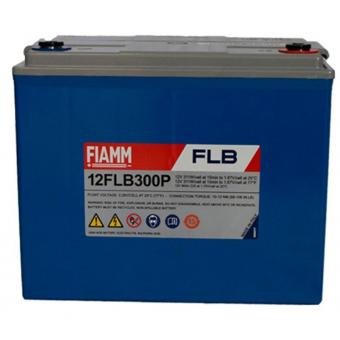 АКБ FIAMM 12 FLB 300P (12V / 80Ah)