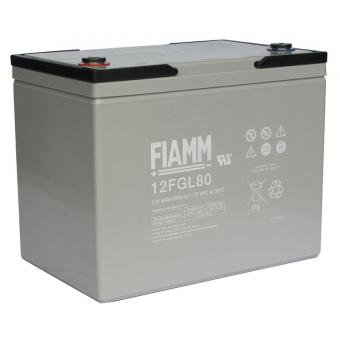 АКБ FIAMM 12 FGL 80 (12V / 80Ah)