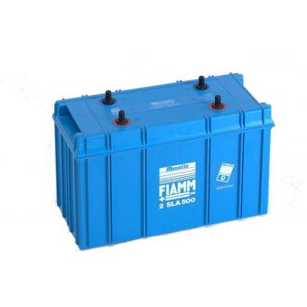 АКБ FIAMM 2 SLA 500 АКБ AGM (2V / 500Ah)