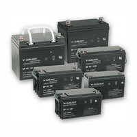 Герметизированные АКБ Delta Battery (Дельта) по технологии AGM или GEL