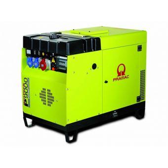 Pramac P9000 портативная дизельная электростанция