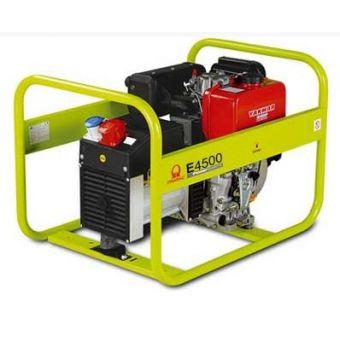 Pramac E4500 портативная дизельная электростанция