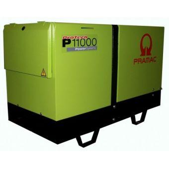 Pramac P11000 AUTO портативная дизельная электростанция