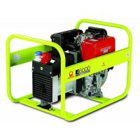 Pramac E6000 Трехфазный дизельный генератор