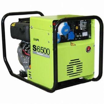Pramac S6500 портативная дизельная электростанция