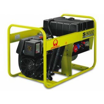 Pramac S9000 портативная дизельная электростанция