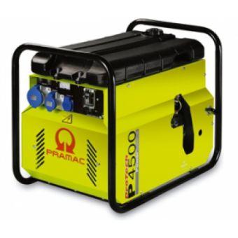Pramac P4500 портативная дизельная электростанция