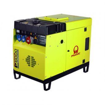 Pramac P6000 портативная дизельная электростанция