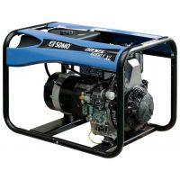 DIESEL 6000 E XL C AUTO Портативный дизельный генератор SDMO