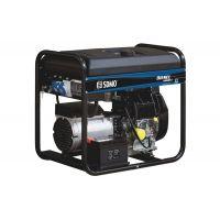 DIESEL 10000 E XL C Портативный дизельный генератор SDMO