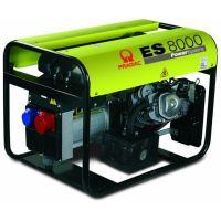 Pramac ES8000 Трехфазный бензогенератор