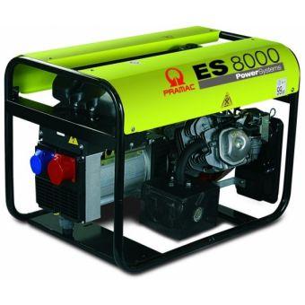 Pramac ES8000 трехфазная бензиновая электростанция