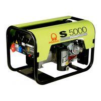 Pramac S5000 Трехфазный бензогенератор