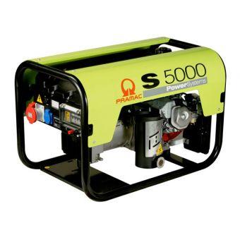 Pramac S5000 трехфазный бензиновый генератор