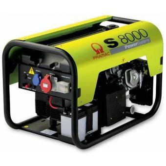 Pramac S8000 трехфазный бензиновый генератор