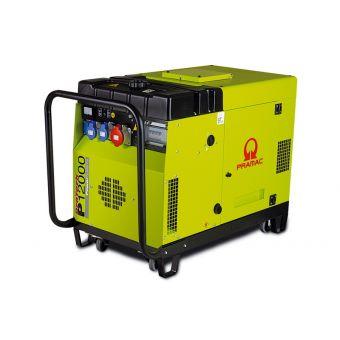 Pramac P12000 трехфазная бензиновая электростанция