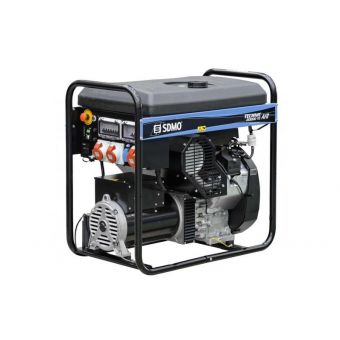 SDMO TECHNIC 20000 TE AVR C трехфазная бензиновая электростанция