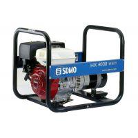 HX 4000 C.Портативный бензогенератор SDMO