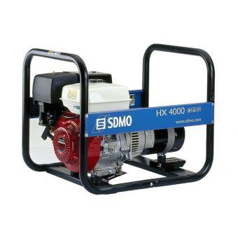 SDMO HX 4000 C однофазная бензиновая электростанция