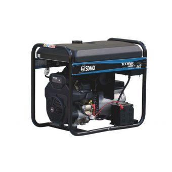 SDMO TECHNIC 10000 E AVR C AUTO однофазная бензиновая электростанция