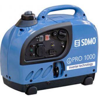 SDMO INVERTER PRO 1000 инверторный бензогенератор