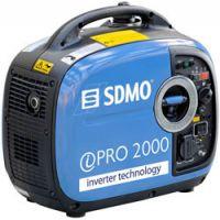 INVERTER PRO 2000 Инверторный бензогенератор SDMO