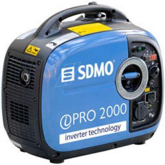 SDMO INVERTER PRO 2000 инверторный бензогенератор