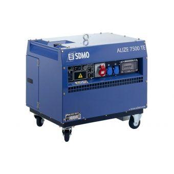 SDMO ALIZE 7500 TE AUTO трехфазная бензиновая электростанция