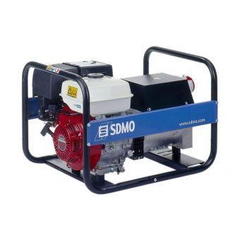 SDMO HX 5000 T трехфазная бензиновая электростанция