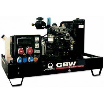 Pramac GBW 22 Y AUTO стационарная дизельная электростанция