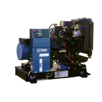 SDMO MONTANA J33 стационарная дизельная электростанция