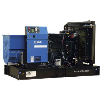 SDMO ATLANTIC V220C2 стационарная дизельная электростанция