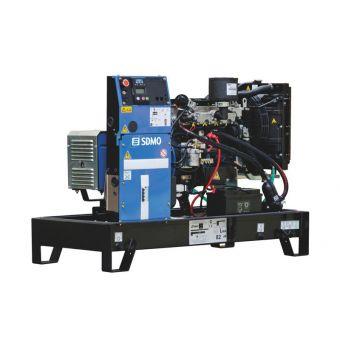 SDMO ADRIATIC K12 стационарная дизельная электростанция